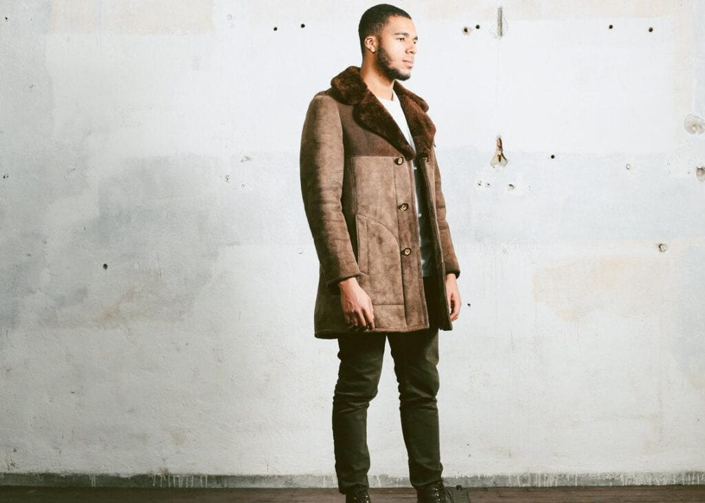 shh16-1024x731 Men Shearling Jacket Outfits-22 Ways To Wear Shearling Jacket