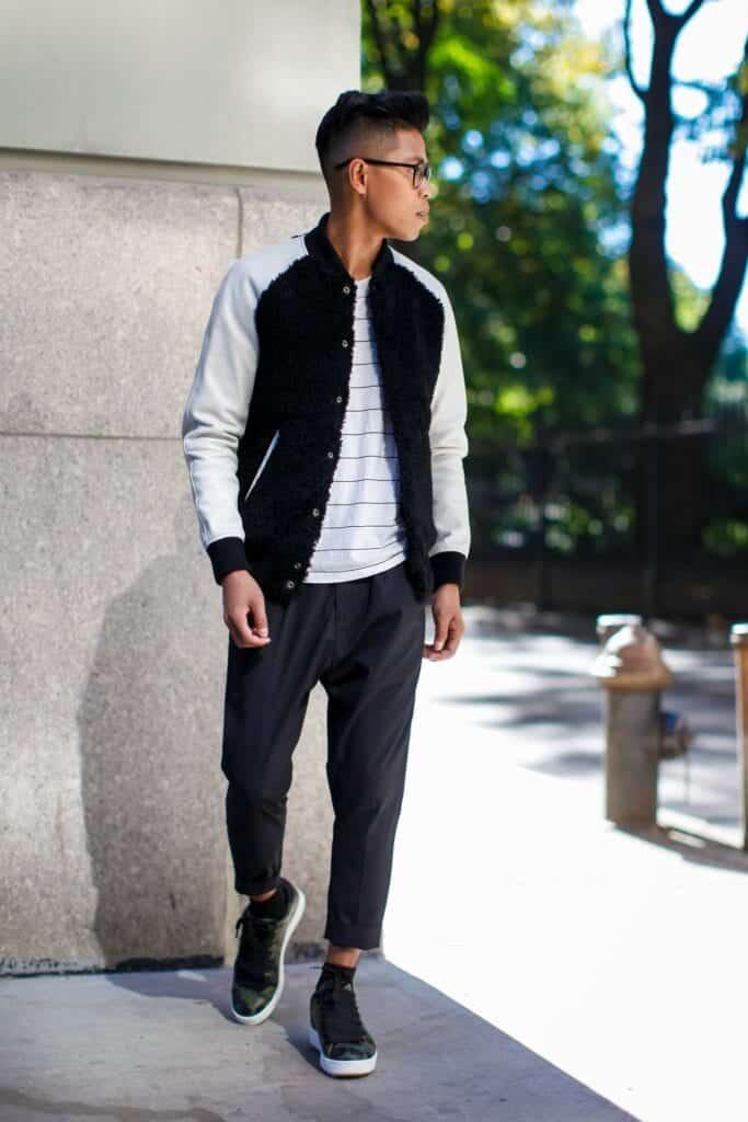 shh18-683x1024 Men Shearling Jacket Outfits-22 Ways To Wear Shearling Jacket