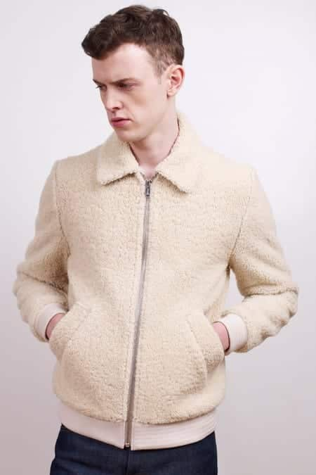 shh3 Men Shearling Jacket Outfits-22 Ways To Wear Shearling Jacket