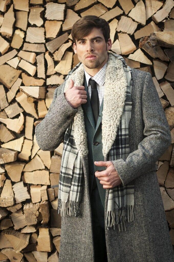 shh8-680x1024 Men Shearling Jacket Outfits-22 Ways To Wear Shearling Jacket