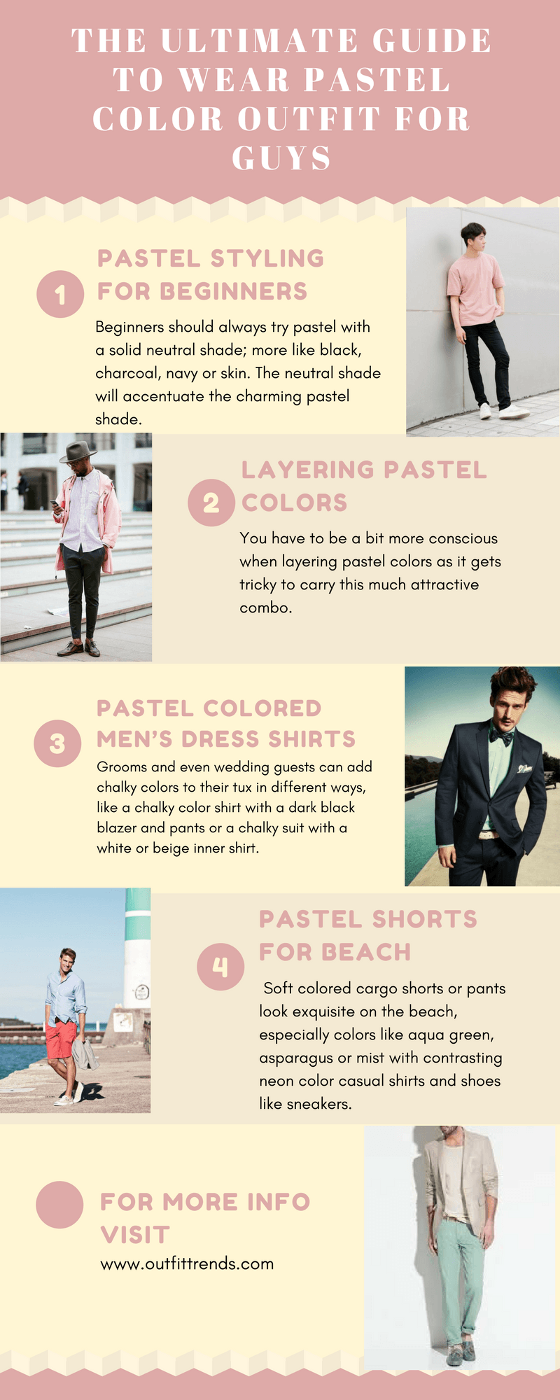 the-ultimate-guide-to-wear-pastel-outfit-for-guys-1 Men Pastel Outfits- 23 Ways to Wear Pastel Outfits for Guys