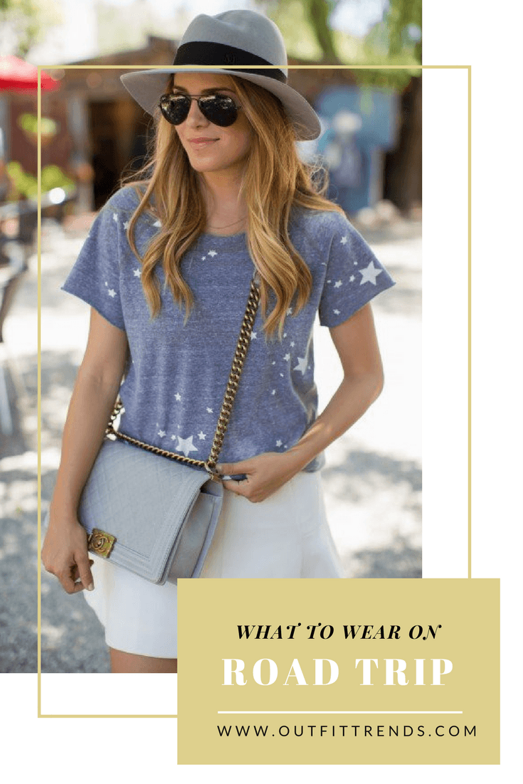 what-to-wear-on-rod-trip Women Road Trip Outfits- 20 Ideas How to Dress for Road Trip