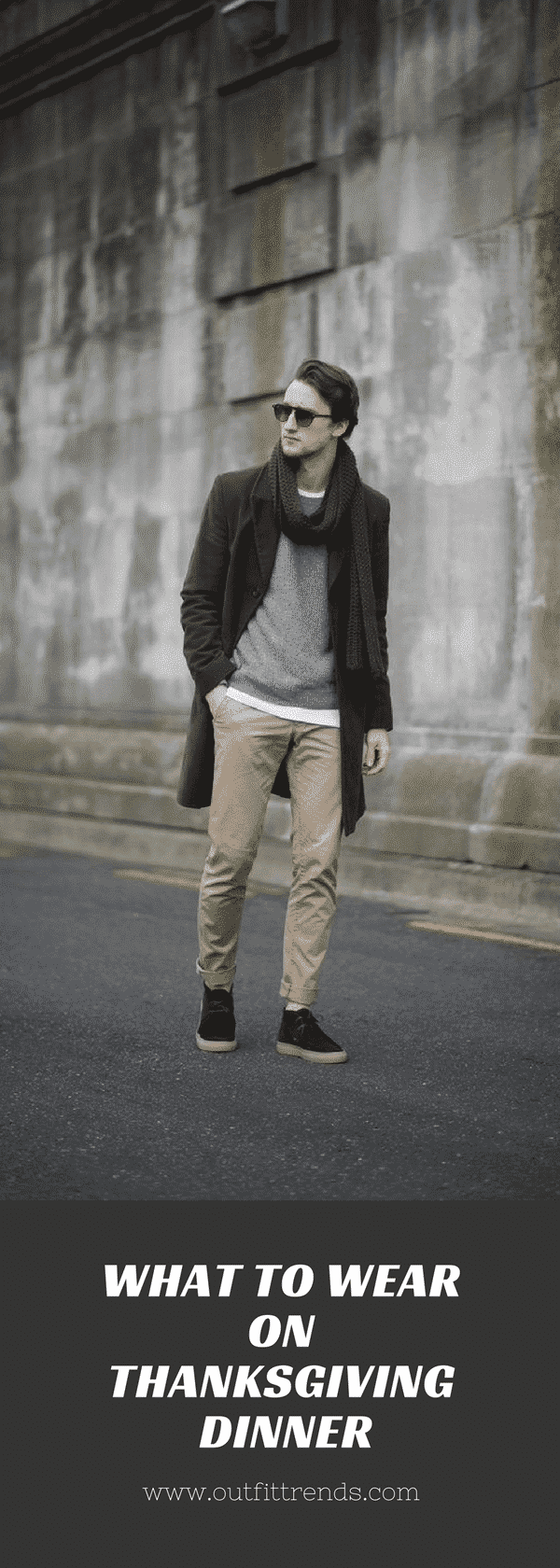 what-to-wear-on-thanksgiving-dinner-2 2018 Men's Thanksgiving Outfits-30 Ways to Dress on Thanksgiving