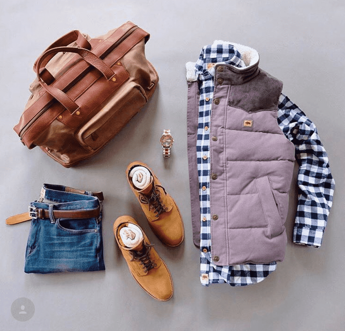 winter-outfits-with-brown-shoes Men Outfits with Jeans-30 Best Combinations with Jeans for Guys
