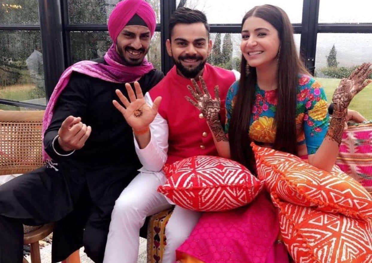 Anushka-Sharma-Virat-Kohli-Marriage-Pictures Virat Anushka Wedding Pictures and Complete Movie