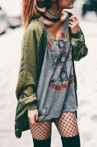 Enlarged-Sweatshirts-333x500 Oversized Styles- 30 Ideas on How to Wear Oversized Clothes