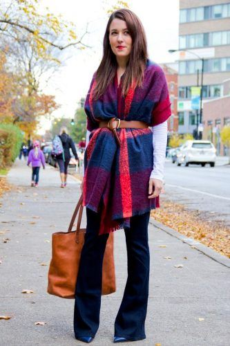 Pashmina-Scarves-for-Fall-333x500 Outfits with Scarves - 26 Ways to Wear a Scarf this Winter