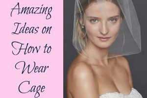 Birdcage Veil Ideas (22)