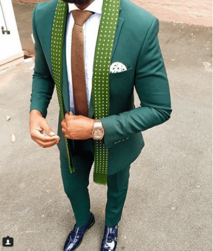 Amazon-Formal-Suit-425x500 Guys Formal Style - 19 Best Formal Outfit Ideas for Men