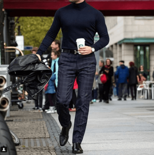 Formal-Look-for-Business-Travel-496x500 Guys Formal Style - 19 Best Formal Outfit Ideas for Men