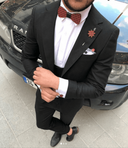 Formal-Wear-with-Bow-Ties-434x500 Guys Formal Style - 19 Best Formal Outfit Ideas for Men