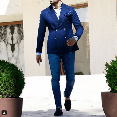 How-to-Wear-Denim-Formally-500x500 Guys Formal Style - 19 Best Formal Outfit Ideas for Men