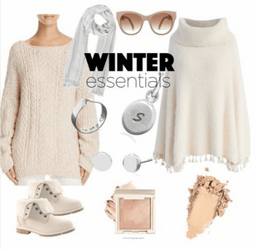 How-to-Wear-Mufflers-500x486 27 Best Winter Travel Outfits for Women Trending these Days