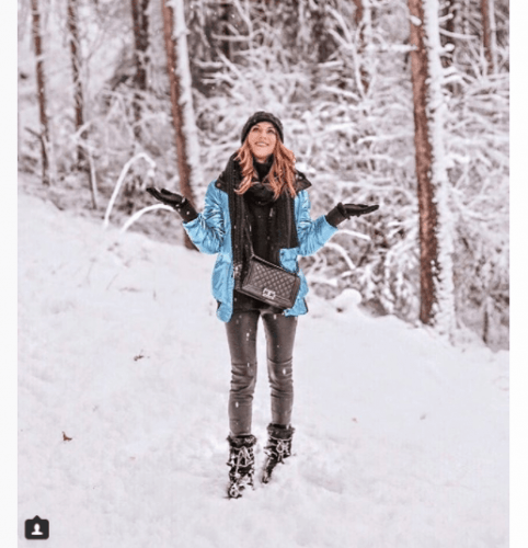Metallic-Jackets-for-Traveling-482x500 27 Best Winter Travel Outfits for Women Trending these Days