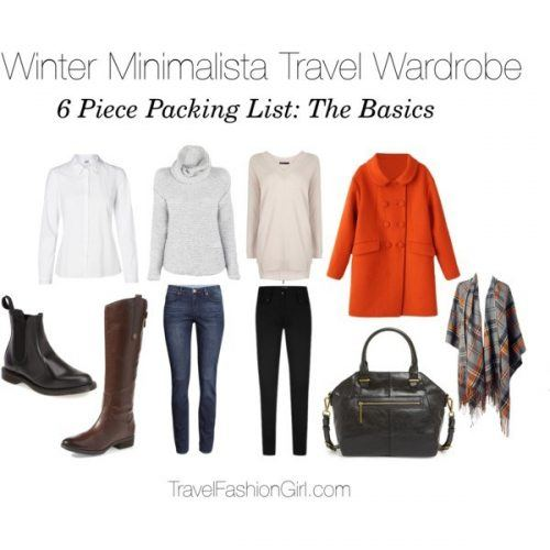 Minimal-Packing-List-during-Fall-500x500 27 Best Winter Travel Outfits for Women Trending these Days
