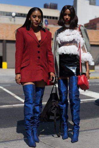 Thigh-High-Boots-333x500 27 Best Winter Travel Outfits for Women Trending these Days