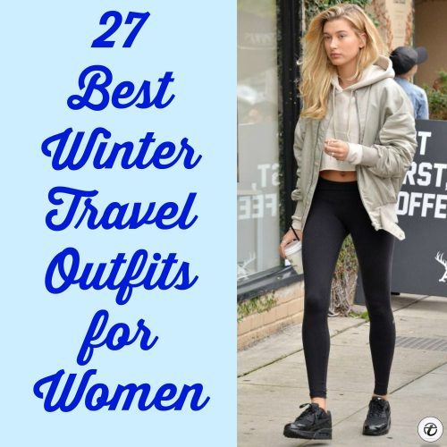 Winter-Travel-Outfits-for-Women-500x500 27 Best Winter Travel Outfits for Women Trending these Days