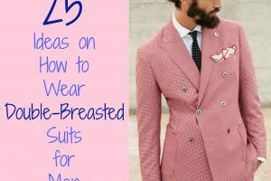 How to Wear Double-Breasted Suits for Men (18)
