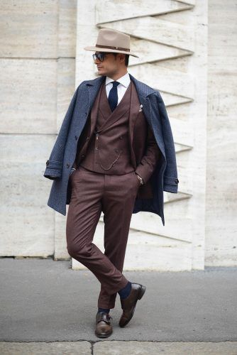 How to Wear Double-Breasted Suits for Men (10)