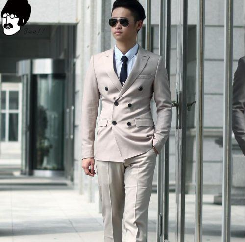 How to Wear Double-Breasted Suits for Men (4)