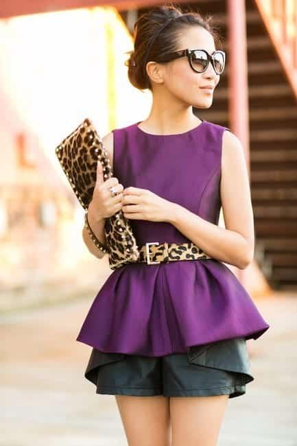 Women-Metallics10 26 Best Ideas on How To Wear Metallic Outfits For Girls