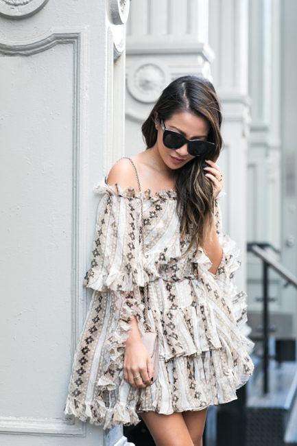 Women-Metallics16 26 Best Ideas on How To Wear Metallic Outfits For Girls