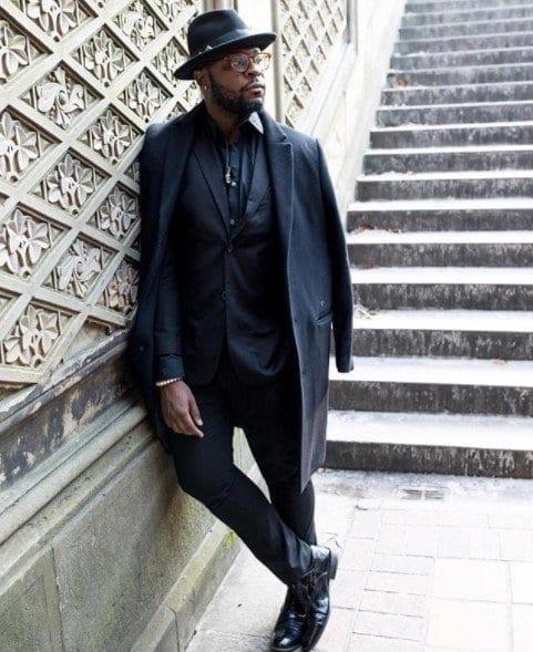 Black-Men-Easter-Outfit14 20 Best Easter Outfits For Black Men 2018