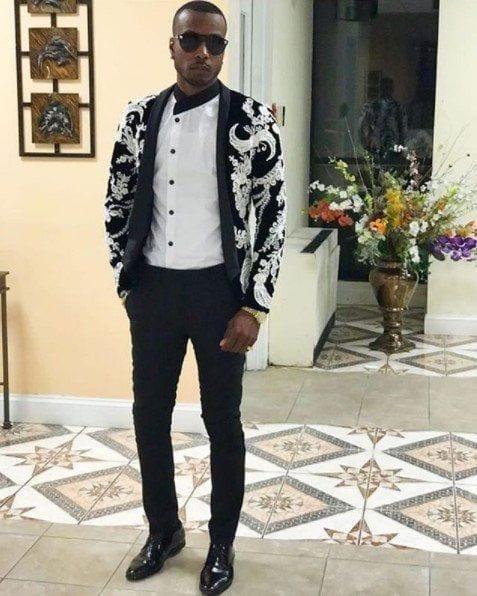 Black-Men-Easter-Outfit16 20 Best Easter Outfits For Black Men 2018