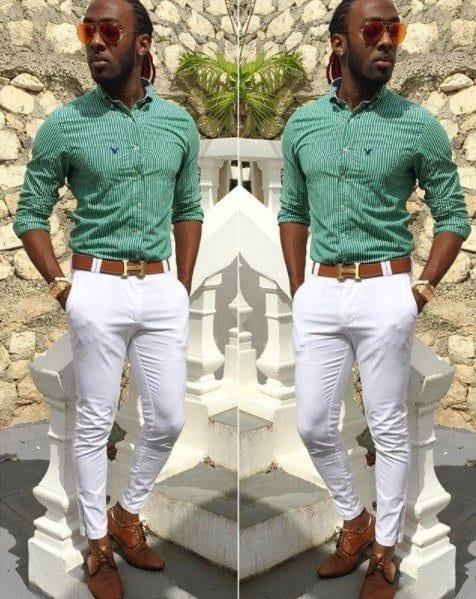 Black-Men-Easter-Outfit19 20 Best Easter Outfits For Black Men 2018