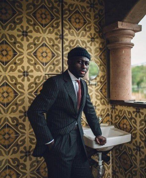 Black-Men-Easter-Outfit5 20 Best Easter Outfits For Black Men 2018