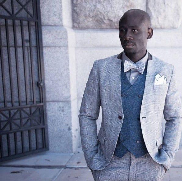 Black-Men-Easter-Outfit6 20 Best Easter Outfits For Black Men 2018