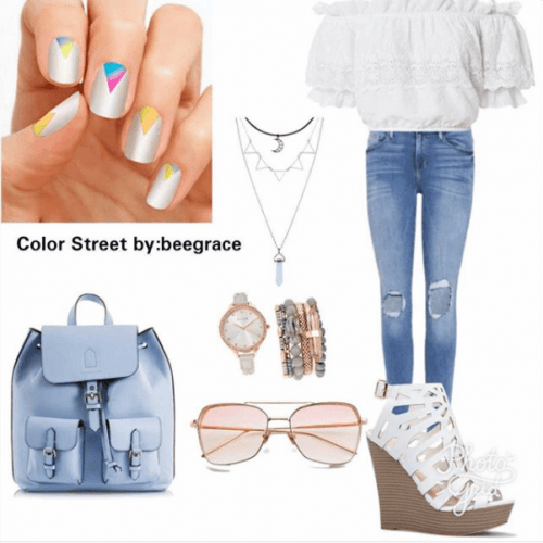 Boho-Easter-Outfit-for-Teenies-500x500 20 Trendy Easter Outfits for Teen Girls 2018