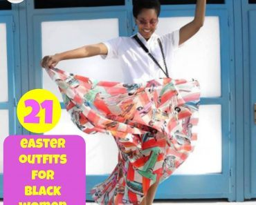 Black Women Easter Outfits (2)