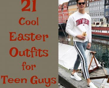 Easter Outfit Ideas for Teen Boys (17)