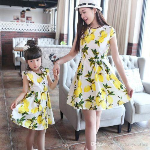 Mother-Daughter-Matching-Easter-Look-500x500 20 Trendy Easter Outfits for Teen Girls 2018