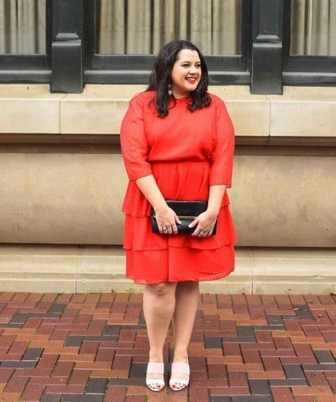 Plus-Sized-Easter-Outfit11 23 Best Easter Outfits for Plus Size Women 2018