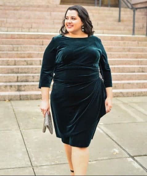 Plus-Sized-Easter-Outfit14 23 Best Easter Outfits for Plus Size Women 2018