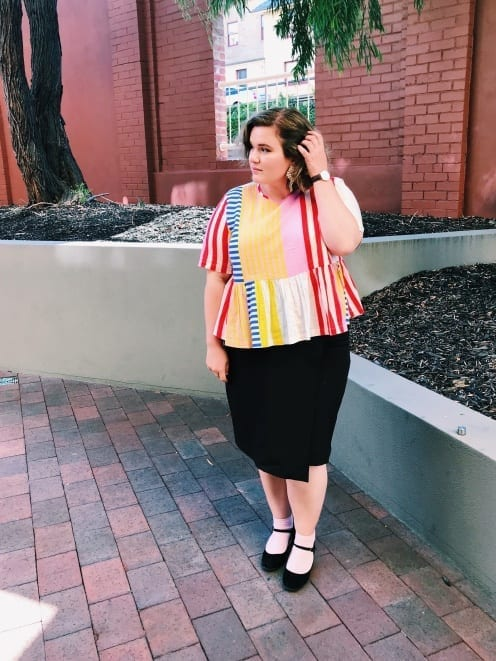 Easter Outfit For Plus Size Girls (24)