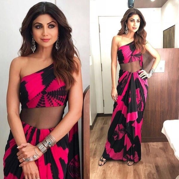 21-1-600x600 30 New Saree Blouse Designs 2018 You Must Try