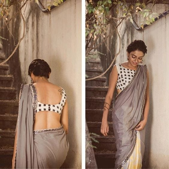 30 New Saree Blouse Designs 2018 You Must Try