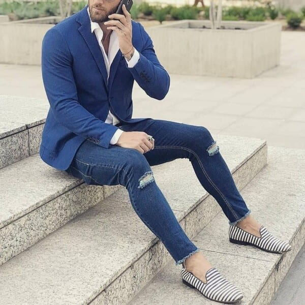Are-printed-shoes-an-option-1-600x600 Men's Business Casual Shoes Guide and 20 Tips for Perfect Look