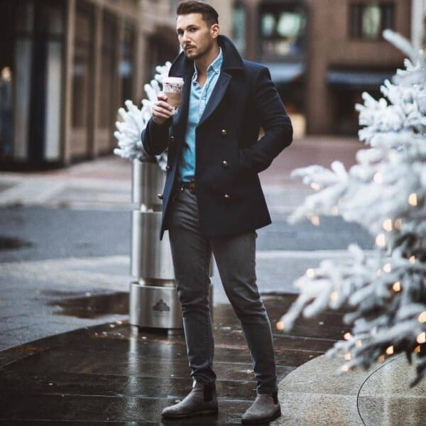 Chelsea-SHoes-business-casual-600x600 Men's Business Casual Shoes Guide and 20 Tips for Perfect Look