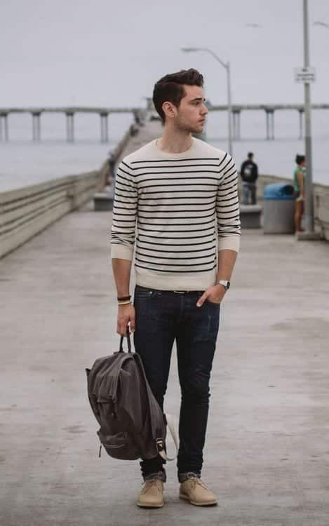 Holiday-Boating-Attire 24 Best Boating Outfits for Men - How to Dress for Boat Trip