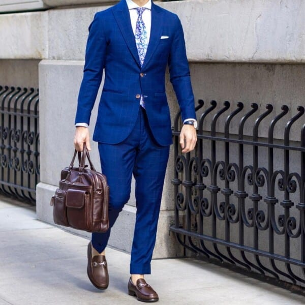Loafers-600x600 Men's Business Casual Shoes Guide and 20 Tips for Perfect Look