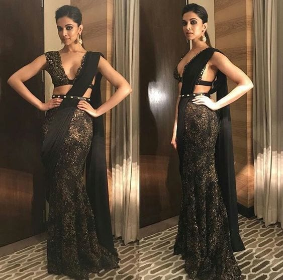 comp 30 New Saree Blouse Designs 2018 You Must Try