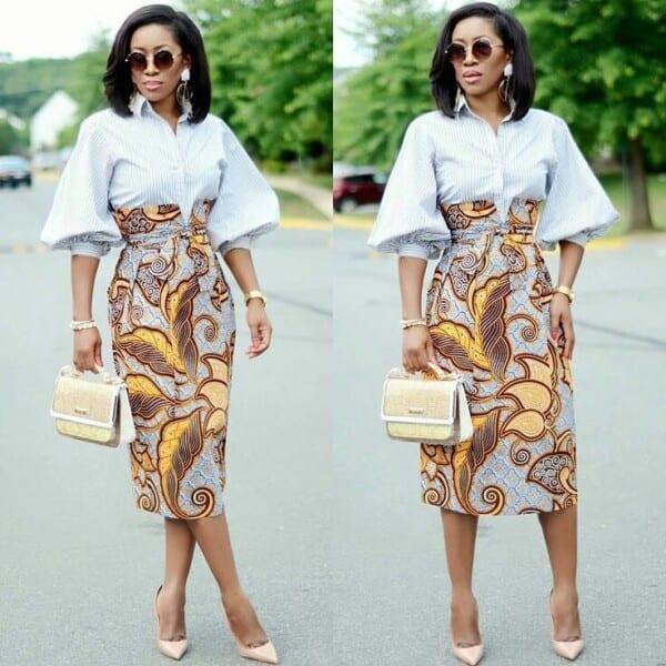 27 Kitenge Designs For Long Dresses (25)