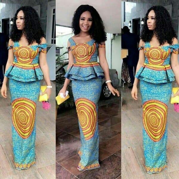 27 Kitenge Designs For Long Dresses (21)
