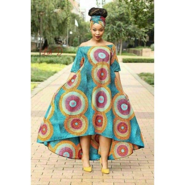 27 Kitenge Designs For Long Dresses (16)