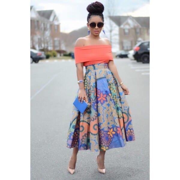 27 Kitenge Designs For Long Dresses (8)