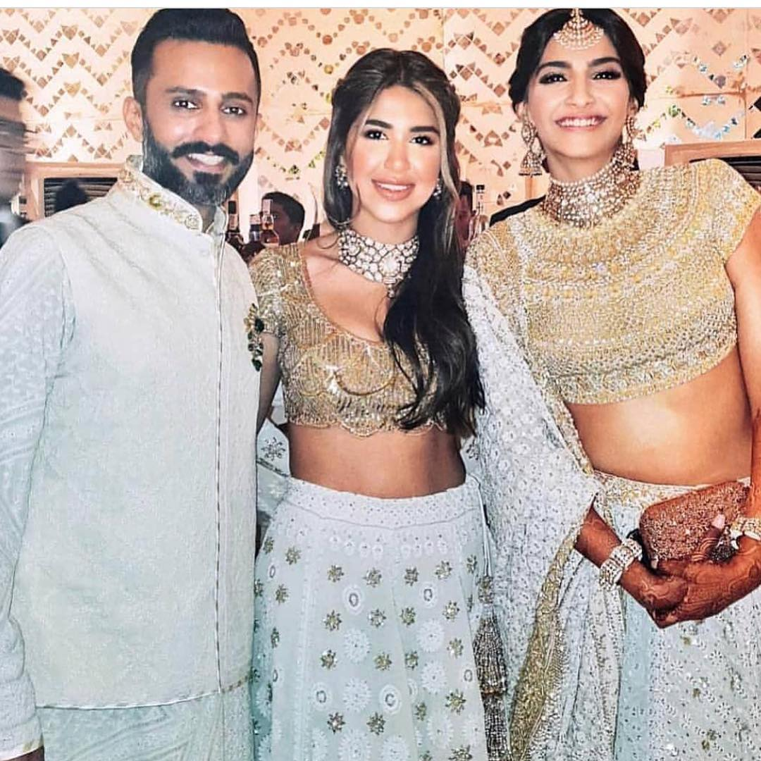 12-1 Sonam Kapoor Wedding Pics - Engagement and Complete Wedding Pictures